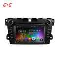 Quad Core HD 1024X600 Android 5 1 1 Car DVD Player for MAZDA CX 7 with