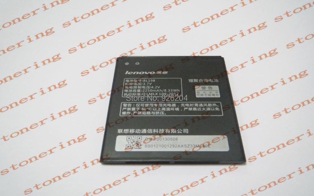 New BL198 battery For Lenovo lephone A830 A850 K860 K860i S880 S880i S890 Cell phone Batterie Batterij Bateria