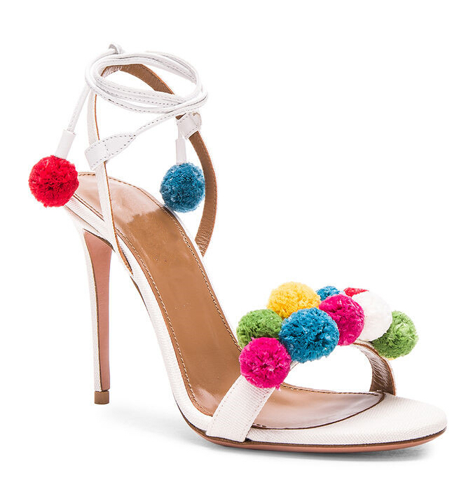 Shoes Woman Designer Sandals High Heels 10CM White Sandals Women Shoes Open Toe Ladies Sandals Sexy Ankle Strap SandaliasFS-0040(China (Mainland))