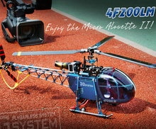 Walkera Dragonfly 4F200LM 6-channel CCPM Metal RC Helicopter without transmitter Version for DEVO (7/7E/8S/10/12S/F12E)(China (Mainland))