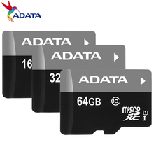 Buy ADATA Genuine Memory Card tf Card Real capacity 16GB 32GB 64GB UHS-I Class 10 TF Card SALE for $5.26 in AliExpress store