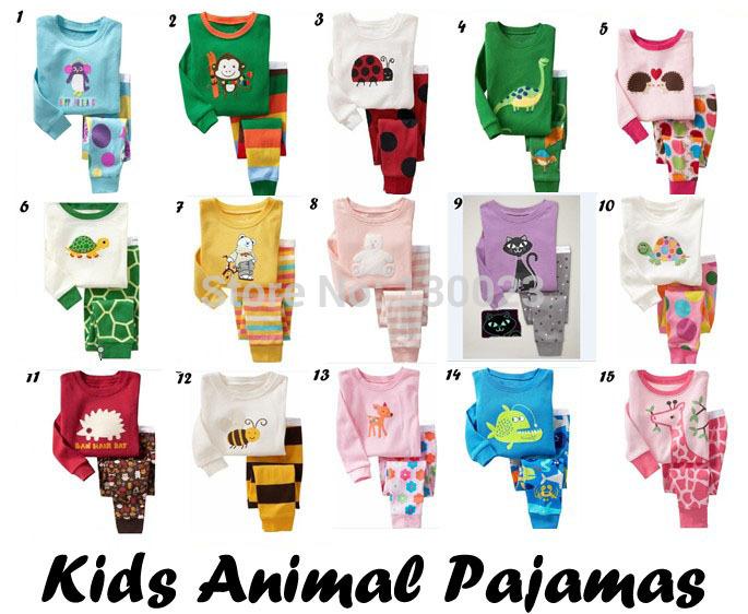 Пижама для мальчиков cat