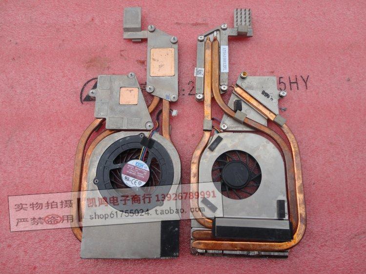 Precision M4500 CPU COOLING FAN module heat sink fan CFFP7 copper heat pipe(China (Mainland))