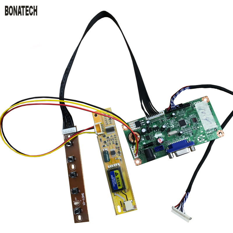 N141I1-L03 LCD driver board set support N141I1-L09 Old laptop screen display driver board(leave your panel number)(China (Mainland))