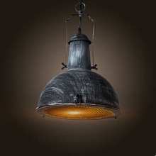 Style Loft Industrial Lamp Vintage Pendant Lights Metal Creative Personality For Bar Dinning Room Hanging Lamp Lamparas(China (Mainland))