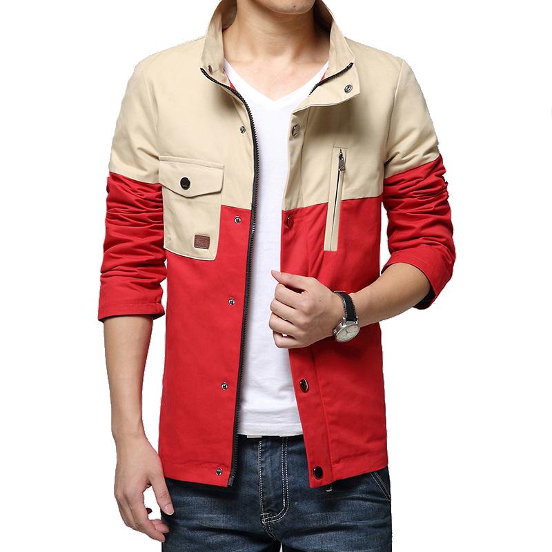 Мужские модные куртки летние