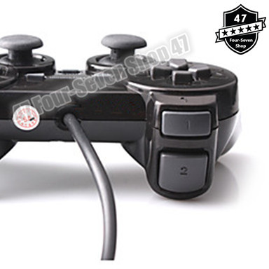 For PS2 Controller Wired Joystick with IC Gamepad Free Shipping(China (Mainland))
