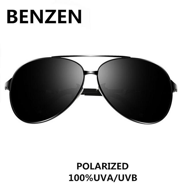 Классические мужчины солнцезащитные очки поляризовыванная старинные мужской солнцезащитные ...