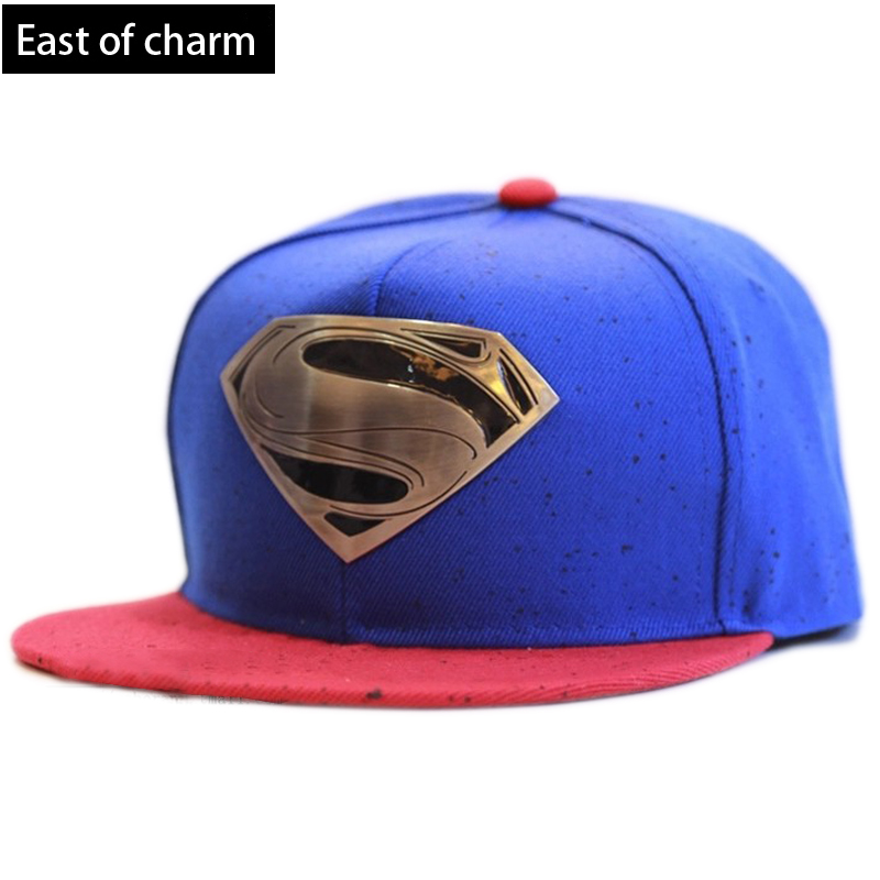 Großhandel Wholesale Unisex New 2015 Brief Flat Baseball Cap ...
