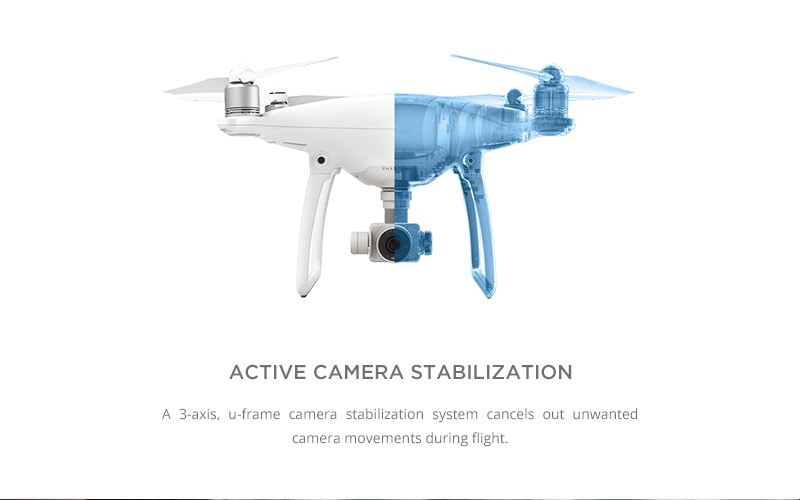 DJI Phantom 4 RC Helicopter Drone With 4KCamera And 3-Axis Gimbal FPV Quadcopter For Photographer 2016 Newest Camera Drone