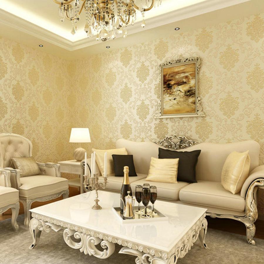 Damask embossed wallpaper chinese goods catalog for Wallpaper home goods