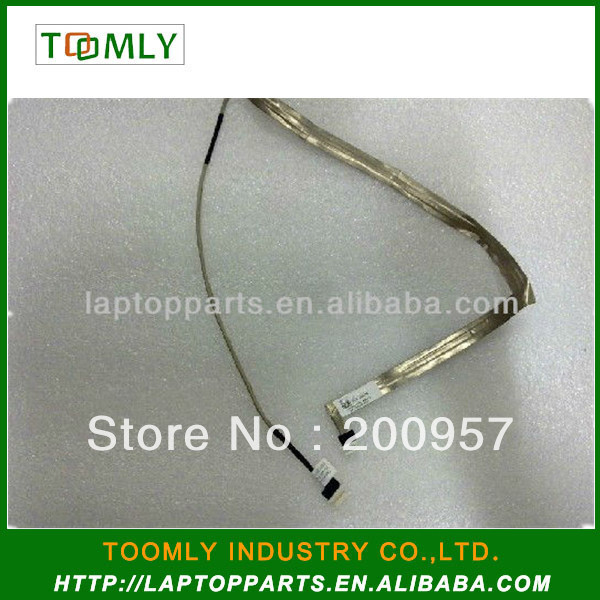 Original New Laptop  Webcam Camera Cable For Dell Studio 1457 1458 U414R Notebook LCD Video Cable