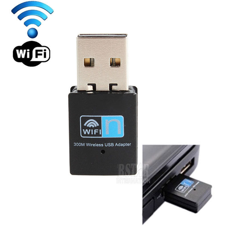 Mini Wireless Lan Adapter Usb 802.11 N 300m Driver Download