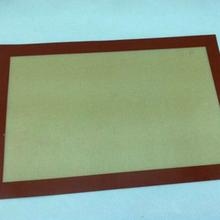 Attractive 2015 New silicone baking mat Non Stick Pan Professional Baking mat Bakeware Large Silpat Mat Art Sheet Kitchen Tool(China (Mainland))