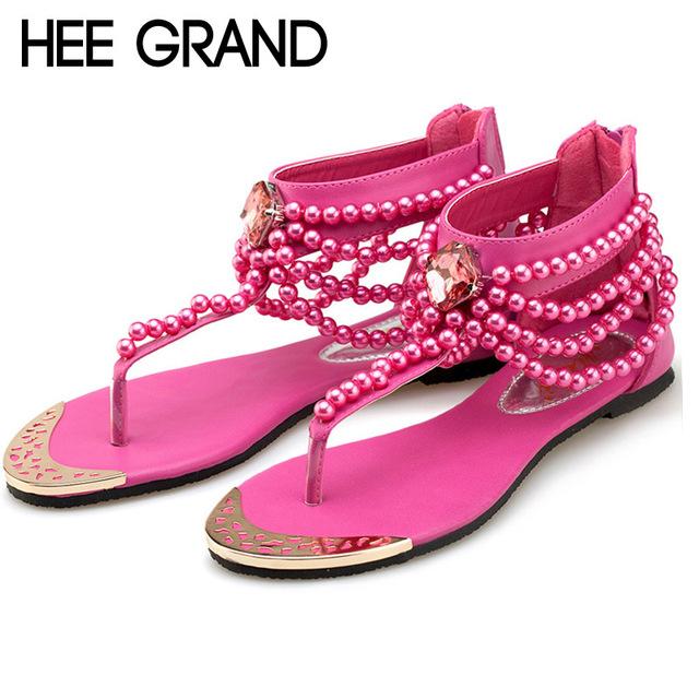 2016 шику гладиатор сандалии т-ремень вьетнамках летом стиль квартиры обувь женщина ...