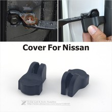 Buy 4Pcs Car Styling Car Door Check Arm Protection Cover Nissan Sunny TIIDA Sylphy Livina Qashqai Teana X-Trail March Murano for $4.97 in AliExpress store