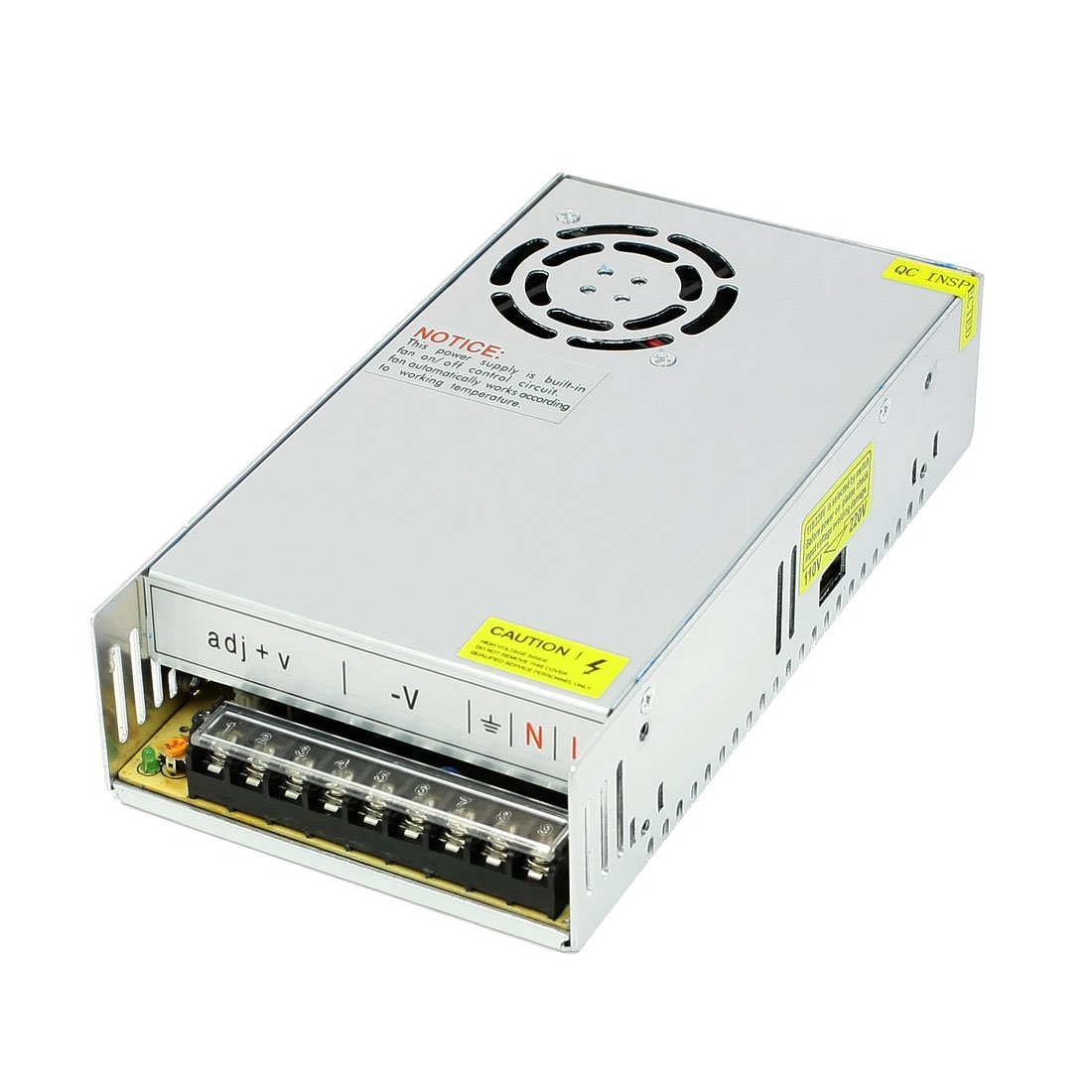 Ac110 / 220 в 24 в 15a 360 вт импульсный источник питания для из светодиодов полосы света