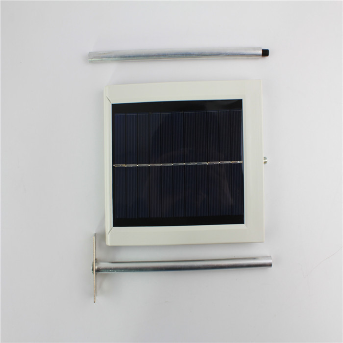 Waterproof Solar Sensor Wall Emergency Light 12 LED Ultra-thin Outdoor Garden Lamp Street Light(Hong Kong)