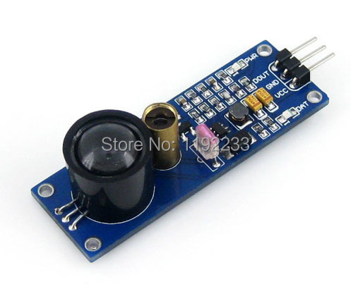 5pcs/lot Diffuse Reflection Laser Sensor Module Laser Ranging Module Obstacle Detection(China (Mainland))