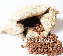 Mild Roasted Pure Organic Coffee Beans Arabica coffee beans 454g bag Free shipping