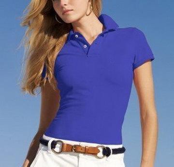 Women Brand Small Logo T shirts Casual Golf Tennis Casual Wholesale Price Wholesale Prices pure cotton high quality shirts(China (Mainland))