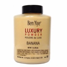 HOT Sales Brand Ben Nye Banana Powder 1.5 oz /3 oz Bottle Luxury Powder Poudre de Luxe Banana Loose Powder 42g/85g Beauty Makeup(China (Mainland))