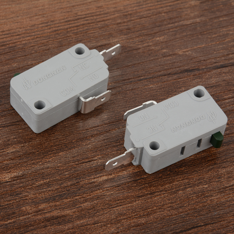 2X KW3A Microwave Oven Door Microswitch High Quality Normally Open Door Switches 125V 250V & Door Microswitch Reviews - Online Shopping Door Microswitch ... Pezcame.Com