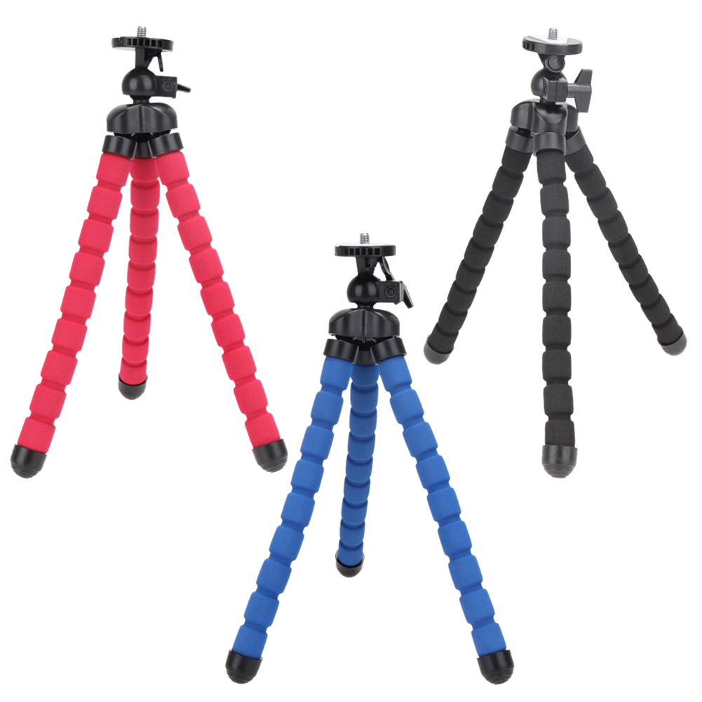 Large Flexible Universal Tripod Monopod Digital Camera DV Tripod Holder Stand Octopus for Nikon/ Canon/ Sony/Olympus cameras(China (Mainland))