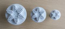 Free shipping 3pcs/set bakeware bake mold pattern shape biscuit machine plunger paste sugar craft decoration(China (Mainland))