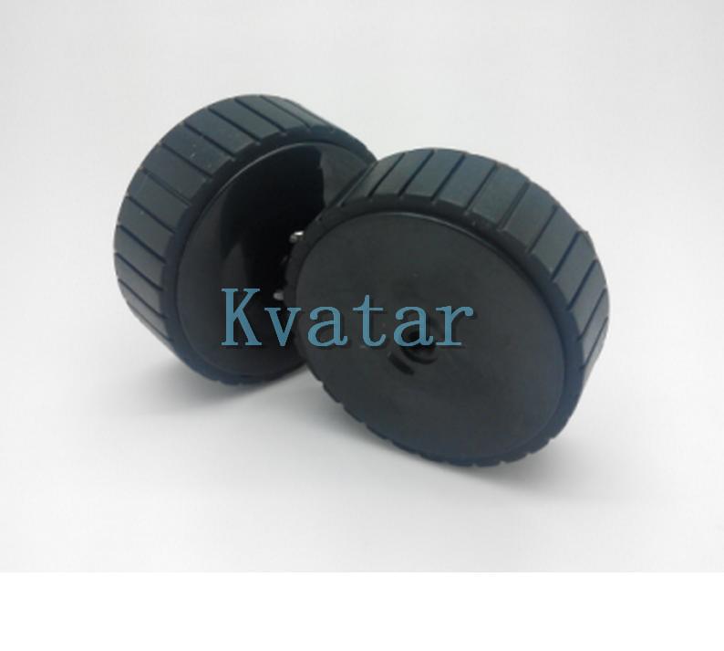 2 PCS Replacement Mint Plus Wheels for iRobot Scooba 380 380t 320 5900 5800 345 6050 385 Mint 4200 4205 5200 5200C(China (Mainland))