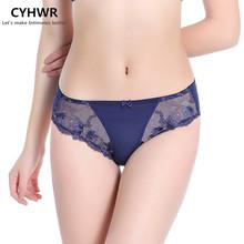 XL-4XL Fashion panties female sexy 4 colors lace plus size panty super soft women briefs ladies' underwear