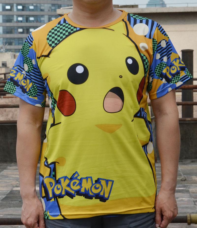 Pokemon Pikachu Eevee t Shirt
