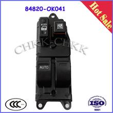 OEM 84820-0K041 Auto Power Window Switch For TOYOTA