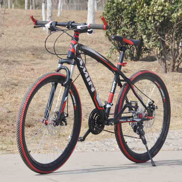 24 speed 26 inch double disc bicycle adult bicycle unisex biycle enjoy sport and enjoy life