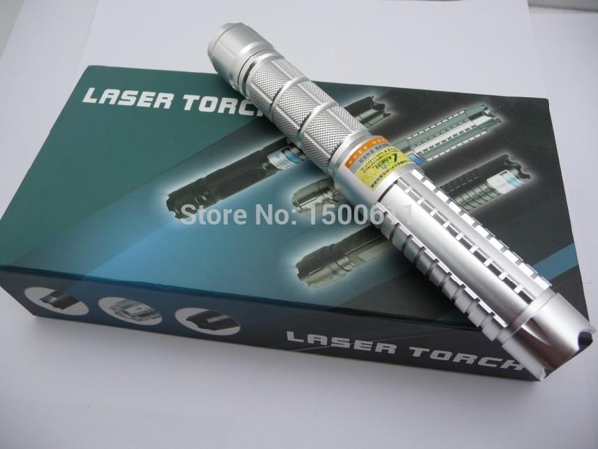 Burning Laser Top Cool Portable 532nm Green Laser Pointer