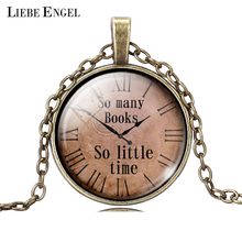 LIEBE ENGEL Fashion Clock Art Picture Jewelry Vintage Silver Color Chain Necklace for Women Summer Style Jewelry 2015(China (Mainland))