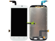 100% Gurantee For ZTE Q802 Q802T LCD Display Touch Screen Digitizer Assembly Repairment Parts Free shipping