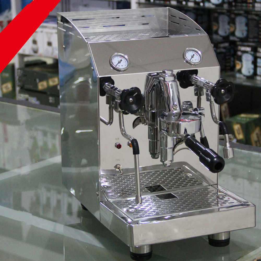 italian coffee maker semi-automatic machine water tank, single head double boiler,a rotary pump - Start Epoch Commercial trade Co., Ltd store