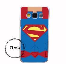 superman wear for samsung S3/S4 mini/S5/S6 edge plus/G360/A5/A7/A8/Note 5/4/3/core Grand prime/E5/E7/n7100/I8160/ACE 3/I9150(China (Mainland))