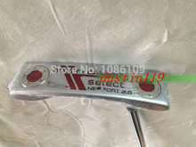 "Hot Brand Golf Service NewP2.5 Golf Putter+Cover 33"" 34"" or 35""(China (Mainland))"