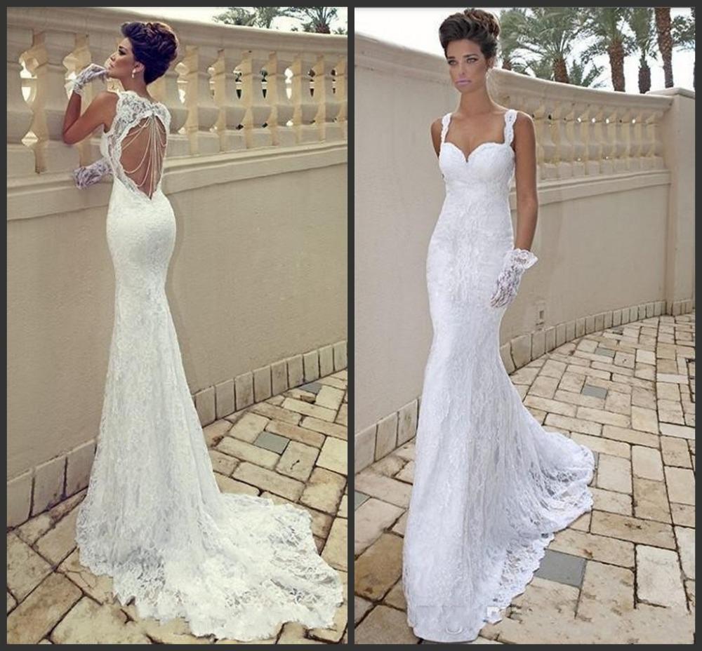 Кружева русалка свадебные платья аппликация из бисера кисточкой свадебное платье на заказ спинки суд поезд Vestido Novia M1121