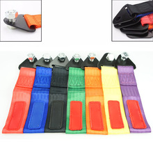 SO tow strap High Quality Racing car tow strap/tow ropes/Hook/Towing Bars (red blue purple orange black yellow green) with logo(China (Mainland))