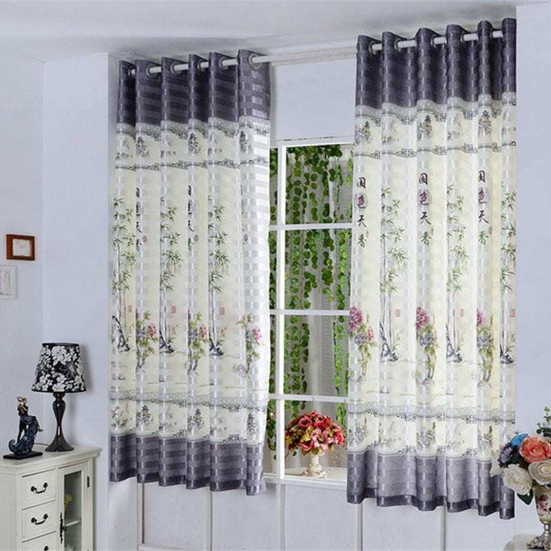 Compra bamb cortinas para puertas online al por mayor de - Cortina de bambu ...