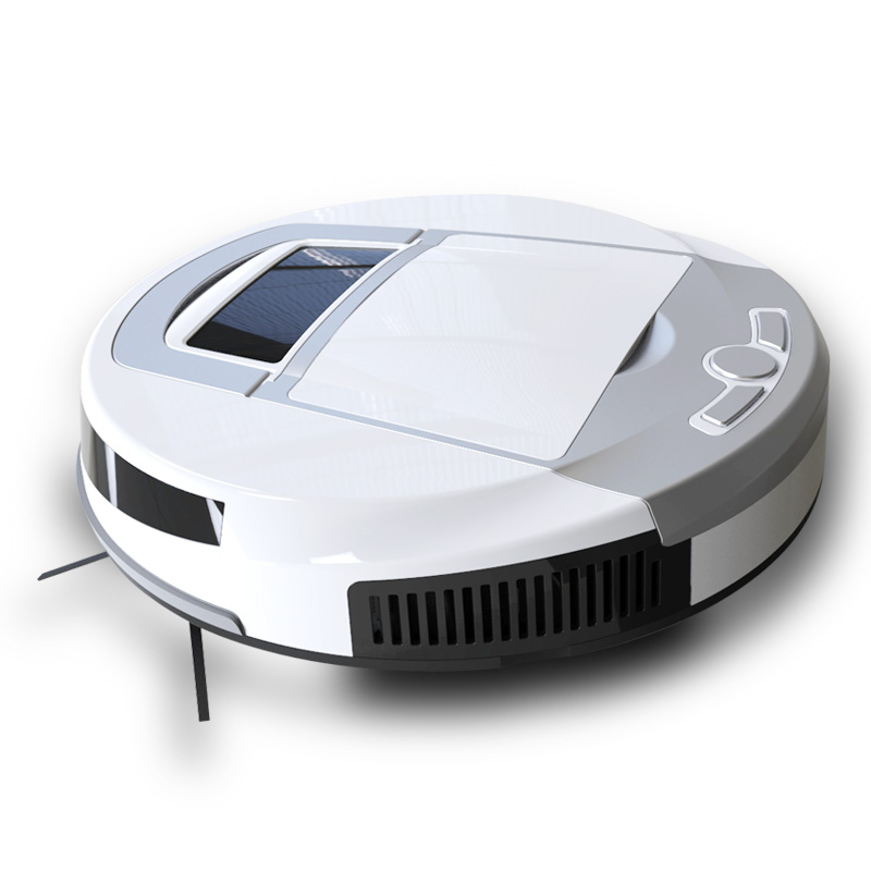 Automatic Smart Sweeper Robot Floor Cleaner for Hardwood Flooring and Hard Carpets(China (Mainland))