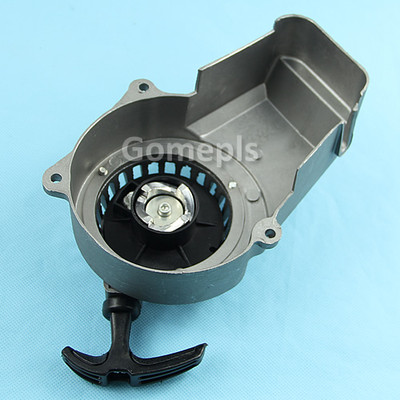 Free Shipping New Aluminium Pull Starter Start Mini Pocket Bikes ATVs Quad 49cc Mower Engines
