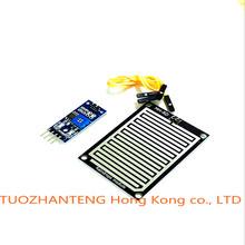 1set/lot Snow/Raindrops Detection Sensor Module Rain Weather Module Humidity For Arduino(China (Mainland))