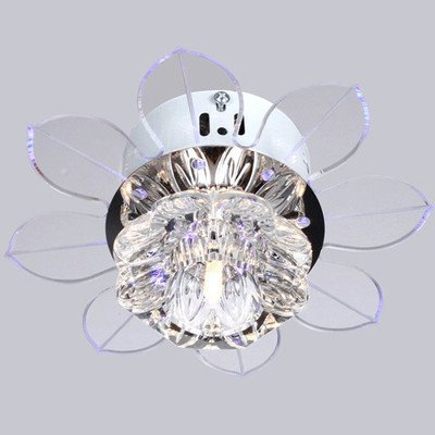 New Corridor Stairs Crystal Chandelier Fan Modern Chandelier Living Room Kitchen Ceiling Fan Crystal Chandelier<br><br>Aliexpress