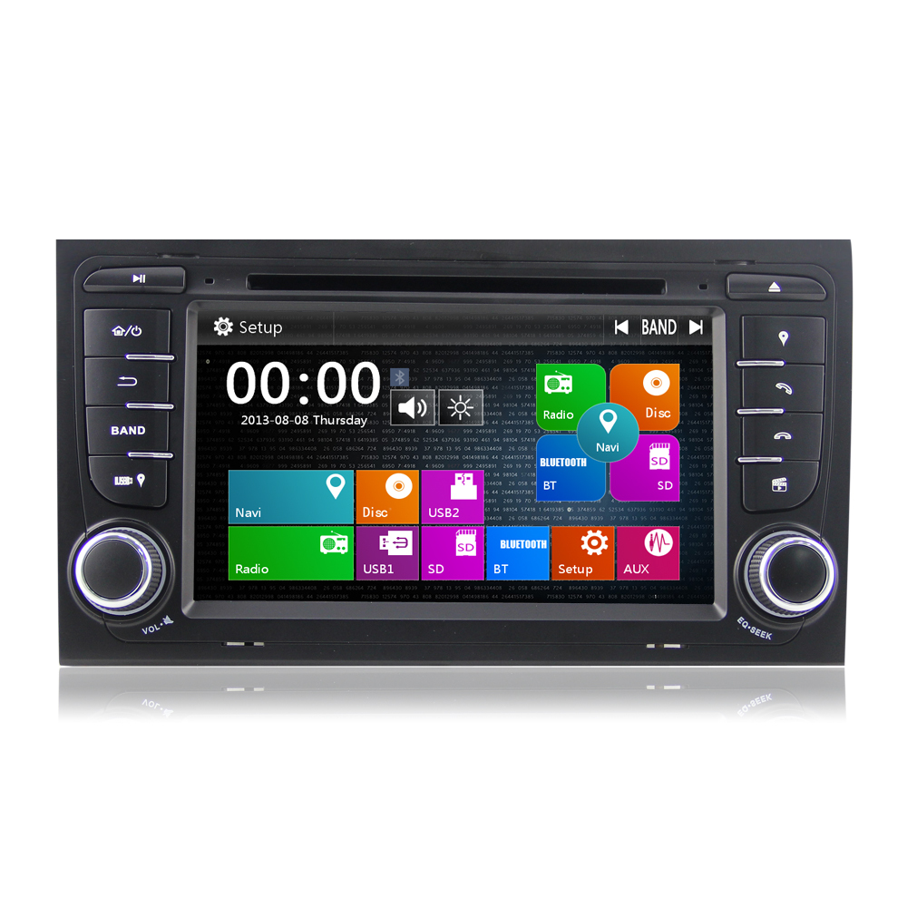hd 7 inch 2 din autoradio car dvd player gps navi multimedia radio bluetooth win ce 6 0 fit for. Black Bedroom Furniture Sets. Home Design Ideas