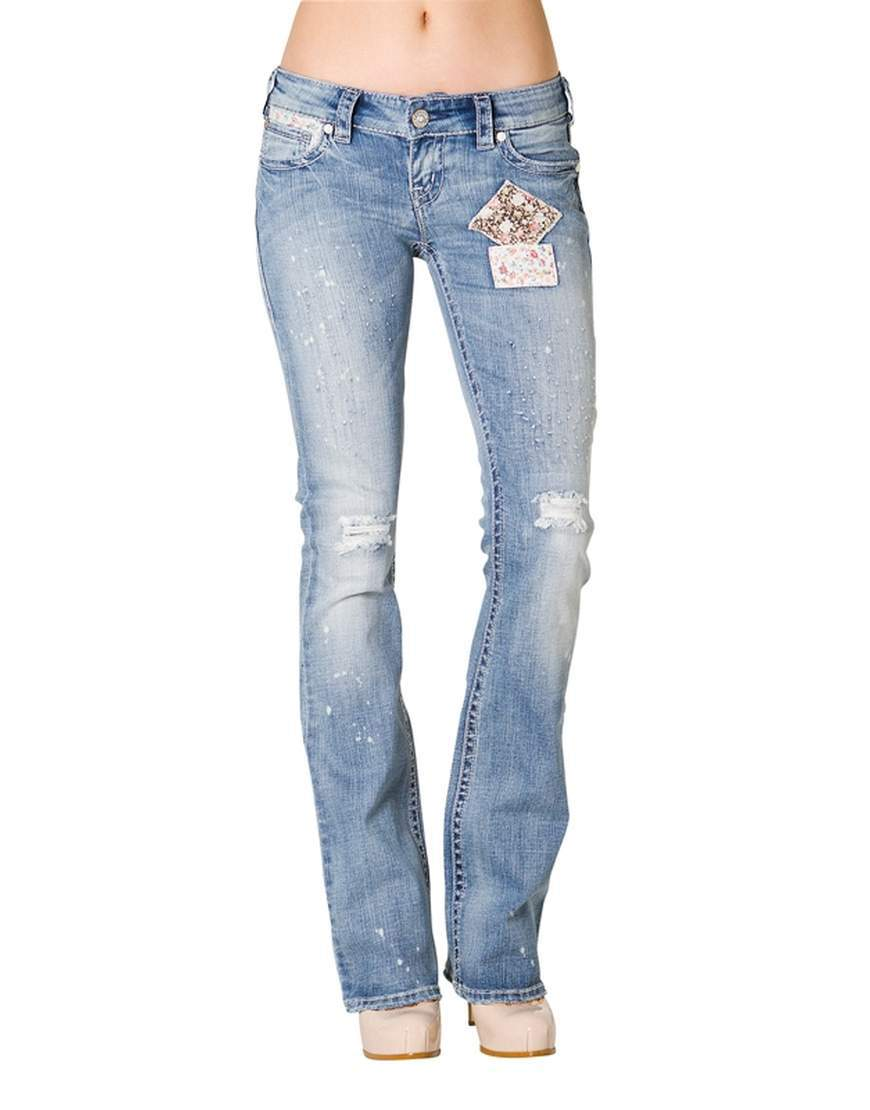 Silver Jeans Retailers - Jeans Am