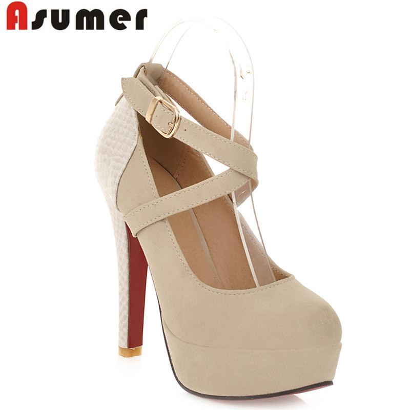 Online Buy Wholesale red bottom high heels from China red bottom ...